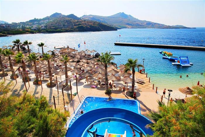 Delta Beach Resort Bodrum