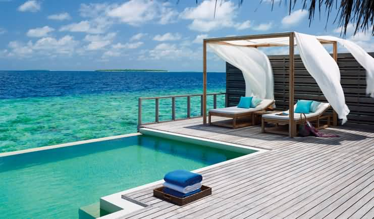 Dusit Maldives Water Villa